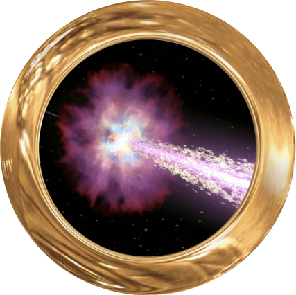 August: Gamma-Ray Bursts