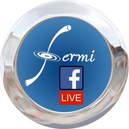 Fermi-related Facebook Live events throughout 2018!